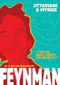Feynman paperback cover