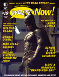 Write Now! #19 cover